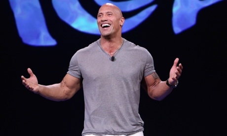 Rock the boat: Dwayne Johnson to star in film based on Jungle Cruise ride