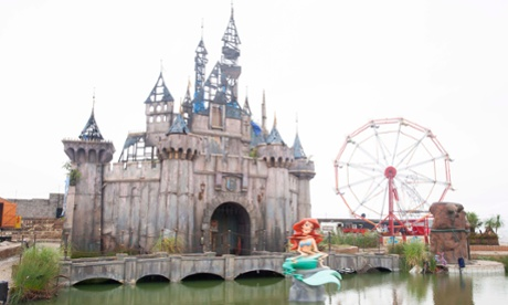 Banksy's Dismaland: 'a theme park unsuitable for children' – in pictures