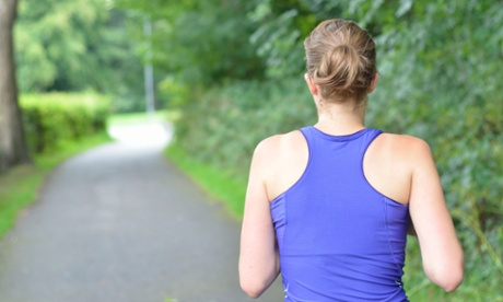 Why should women run the gauntlet of harassment while out jogging?