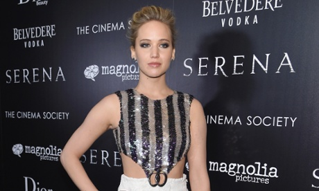 Jennifer Lawrence is the film industry's best-paid female star