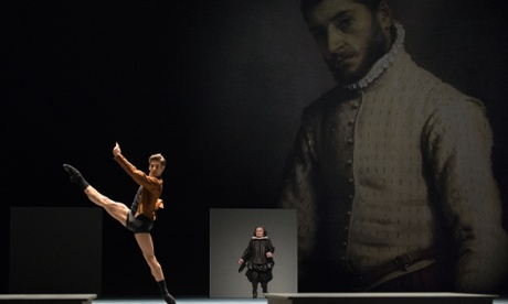 Moving sonnets: Zurich Ballet dance Shakespeare's intimate poems