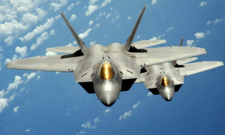 US sends F-22 fighter jets to Europe as part of Ukraine response