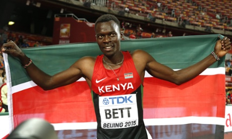 Kenya's rise to top of world championships medal table soured by doping concerns