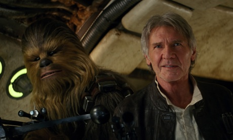 Star Wars: The Force Awakens set for record $615m opening