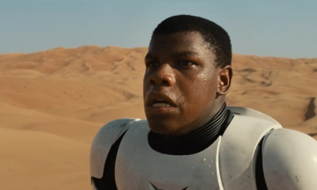 New Star War footage shows lightsaber-wielding John Boyega