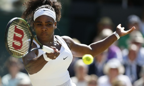 Serena Williams is the best because of her brains –not just her body | Patrick A Wilson