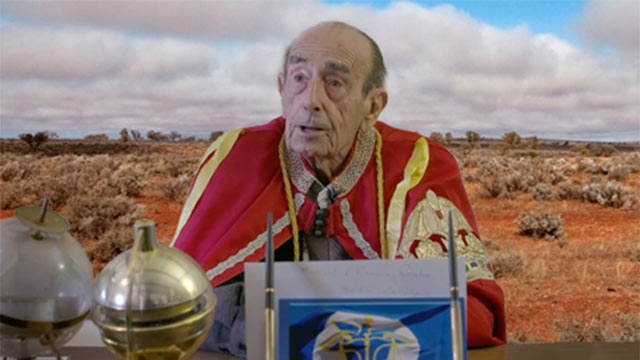 Prince Leonard, who seceded from Australia to form micro-nation Hutt River, dies aged 93