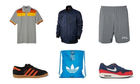 The best new sportswear for men – in pictures