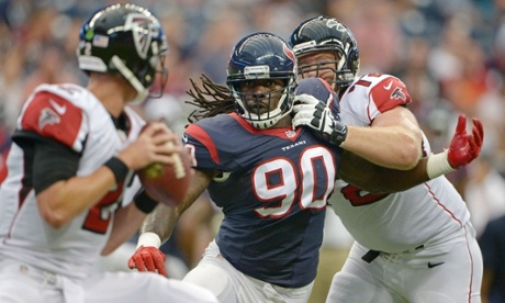 Texans hit by Foster injury and attempted murder arrest of Clowney's father