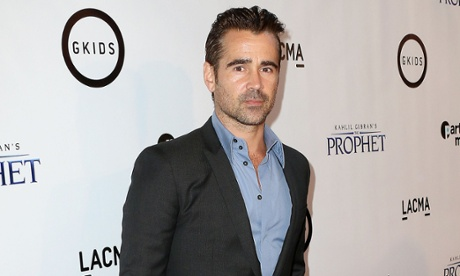 Colin Farrell to star as wizard in JK Rowling's New York-set Fantastic Beasts