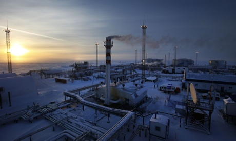 How Russian energy giant Gazprom lost $300bn