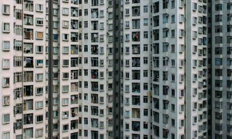 Superdensity: the facades of Hong Kong – in pictures