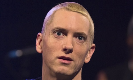 Eminem criticised over rape lyric on Dr Dre's Compton
