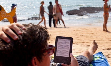 Ebooks are changing the way we read, and the way novelists write