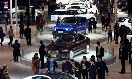 Jaguar Land Rover cuts prices in China after falling sales hit Tata profits
