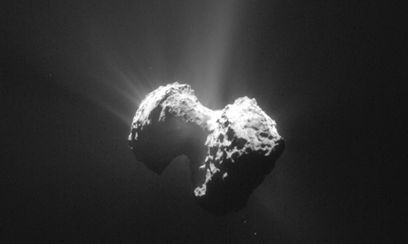 Scientists to get ringside view as comet 67P reaches closest point to Sun