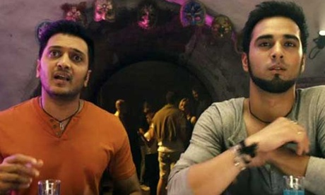 Bangistan review – always something to chuckle at in sly suicide-bomber comedy
