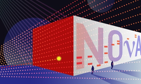 A good week for neutrinos: highest-power beam delivers oscillations, space delivers highest energy