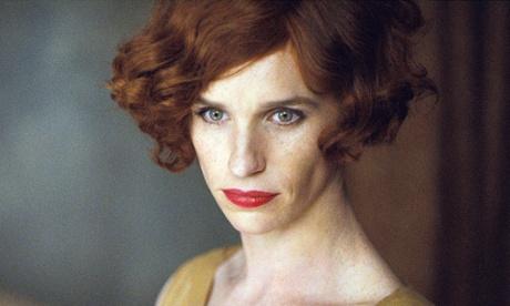Eddie Redmayne in first trailer for transgender biopic The Danish Girl