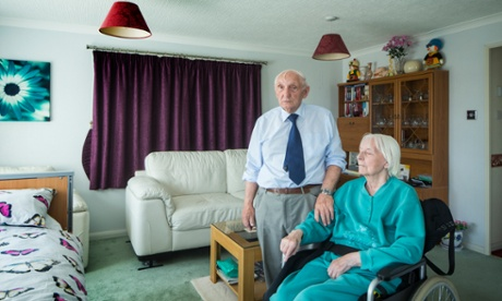 How the care crisis is making old age a nightmare