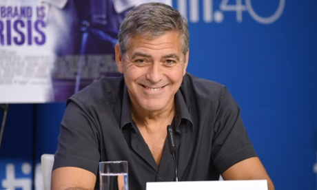 George Clooney: Donald Trump's comments about Mexican immigrants were 'idiotic'