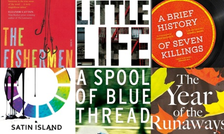 Man Booker shortlist 2015: Marilynne Robinson out as new writers surge ahead