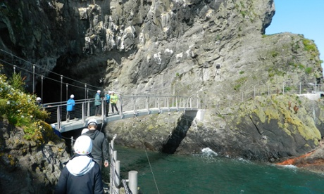 The return of Antrim's Gobbins Path