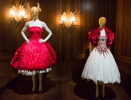 The show must go on: more than 493,000 visited the recent Alexander McQueen: Savage Beauty exhibition at the V&A.