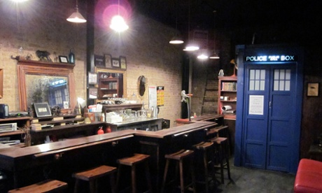 Top 10 film- and TV-themed bars and restaurants