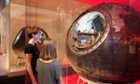 Birth of the space age exhibition: how we got the Russians on board