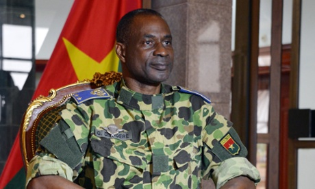 Burkina Faso military installs general as new head of state after coup