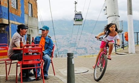 Medellín, Colombia: a miracle of reinvention