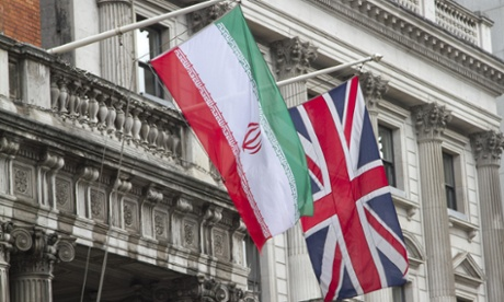 'Satanic symbols': Iranian police seize clothes featuring US and British flags