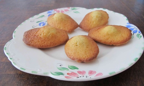 How to make the perfect madeleines