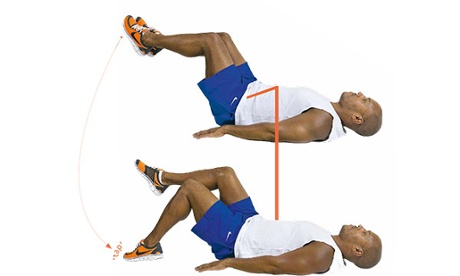 Loosen up: exercises to keep backache at bay