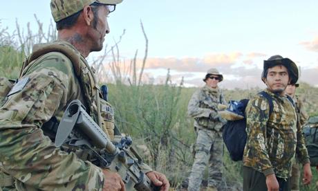 Cartel Land review – alarming account of Mexican drug vigilantes