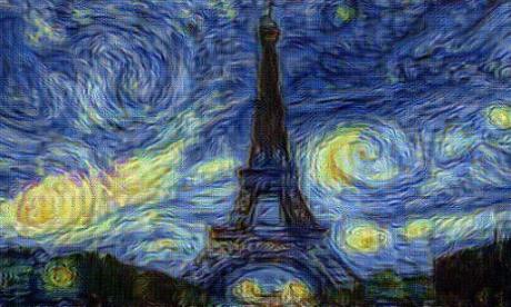 Computer algorithm recreates Van Gogh painting in one hour