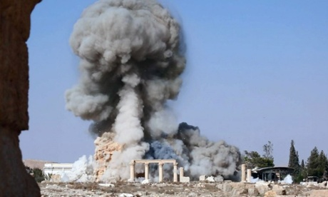 Isis's destruction of Palmyra: 'The heart has been ripped out of the city'