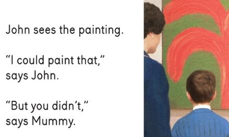 The flyaway success of the Ladybird art prank