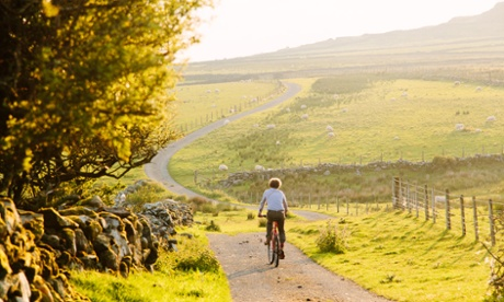 Five of the best scenic bike rides in Wales