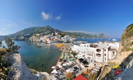 Elena Ferrante's Ischia: an Italian island paradise