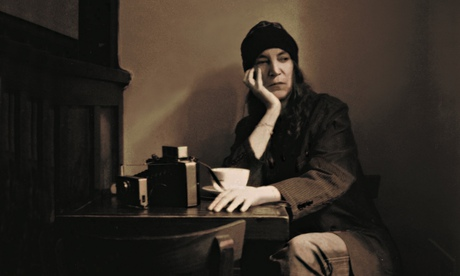 Patti Smith: 'It's not so easy writing about nothing'