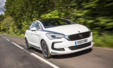 DS 5: car review