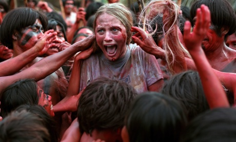 The Green Inferno review – gleefully offensive cannibal torture-off