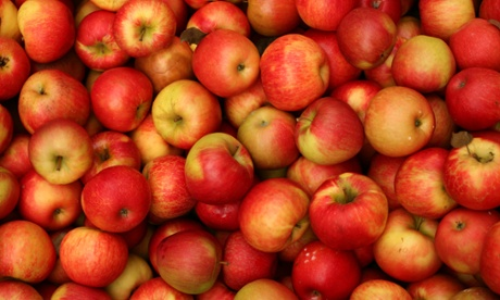 How to eat: apples