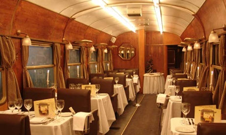 Top 10 train station restaurants in Europe