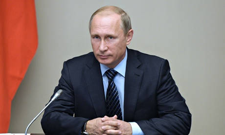 Vladimir Putin bids for major world role as his forces move into Syria