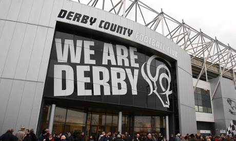 Derby chairman Mel Morris becomes club's sole owner after finalising takeover