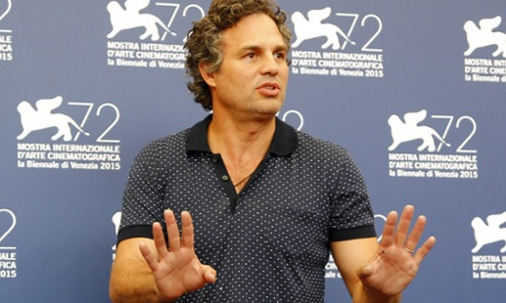 Mark Ruffalo urges pope to use his new film to heal sex abuse victims