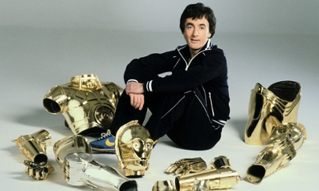 'The secrecy has been ludicrous': Star Wars actor Anthony Daniels on the new film and his life as C-3PO